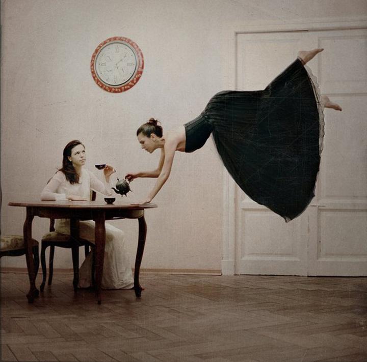 вот композиция фотосессия людей с простыми предметами стен ламинатом